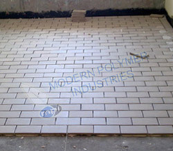 Acid And Alkali Resistant Tiles